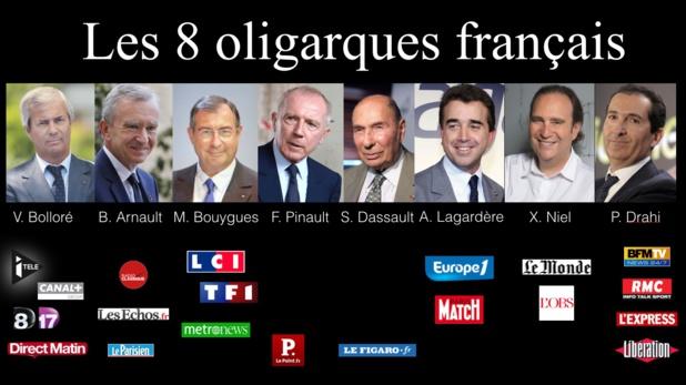 Après la frenchtech, voici les French oligarques