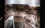 Le tramway arrive
