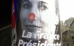 Le nez rouge et les colleurs d'affiches