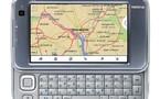 Nokia N810 : clavier, linux, wifi et GPS