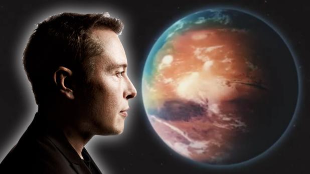 Musk, le Martien
