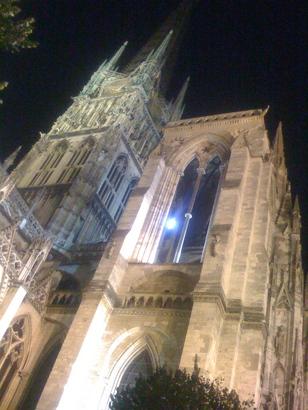 Fin de semaine à Rouen