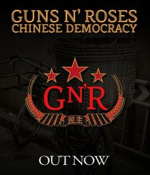 Guns'n'Roses sort son nouvel album...