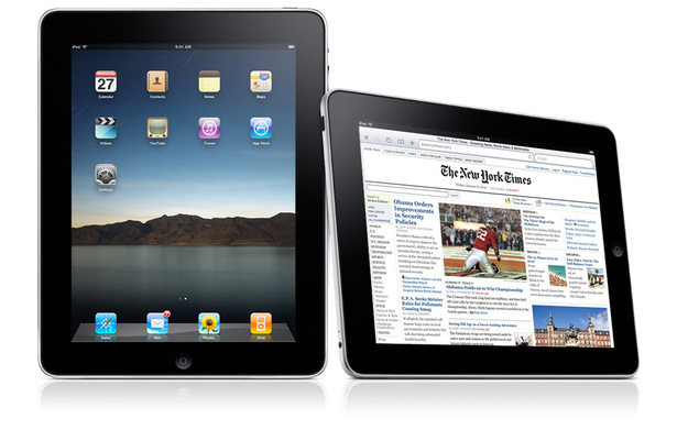 Un mot sur l'iPad d'Apple