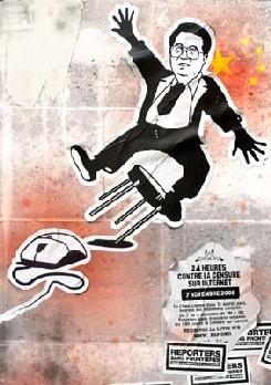 RSF, la censure et la CIA...