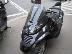 Un tricycle pour les vieux
