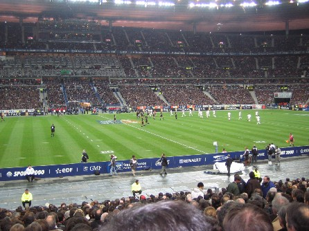 Rugby : défaite 2.0