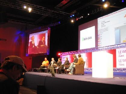 LeWeb3 : L'Europe vs. la Silicon Valley ?