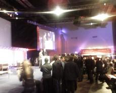Sarko et Bayrou en précampagne au milieu des bloggeurs
