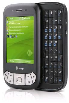 HTC P4350 : un smartphone dans l'ombre du TyTN.