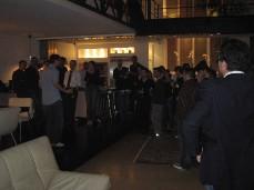 Une soirée parmi les blogueurs influents