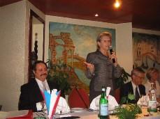 Rencontre avec Michèle Alliot-Marie