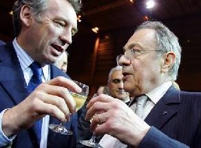 Rocard favorable à une alliance Bayrou + Royal