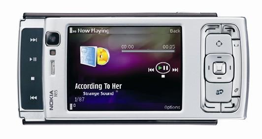 Nokia N95 : le téléphone finlandais aux faux airs de couteau suisse
