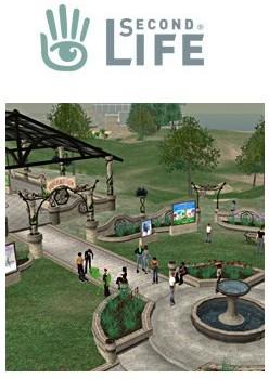 Les Européens majoritaires dans Second Life