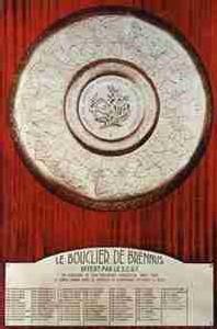 Le bouclier de (Charles) Brennus
