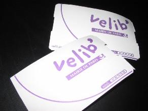 Premiers tours de roue à Velib'