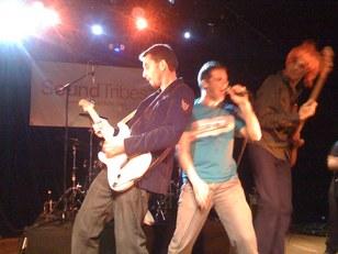 Rock'n'groove avec Qoohl !