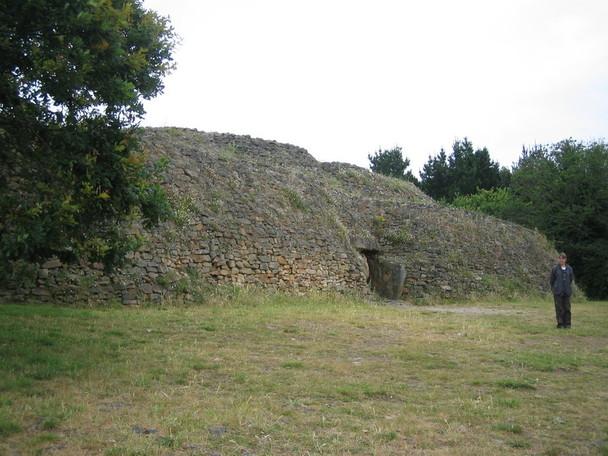De retour du pays des Megalithes