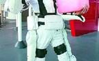 Un exosquelette pour démultiplier ses forces