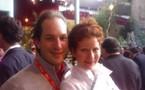 Charles et Anina à LeWeb3