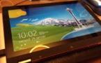 2 pouces sur le Lenovo Yoga 13 pouces
