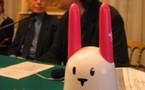 Un lapin et des sénateurs