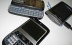 Nouveaux smartphones