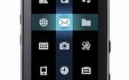 Prise en main du Samsung F490 player